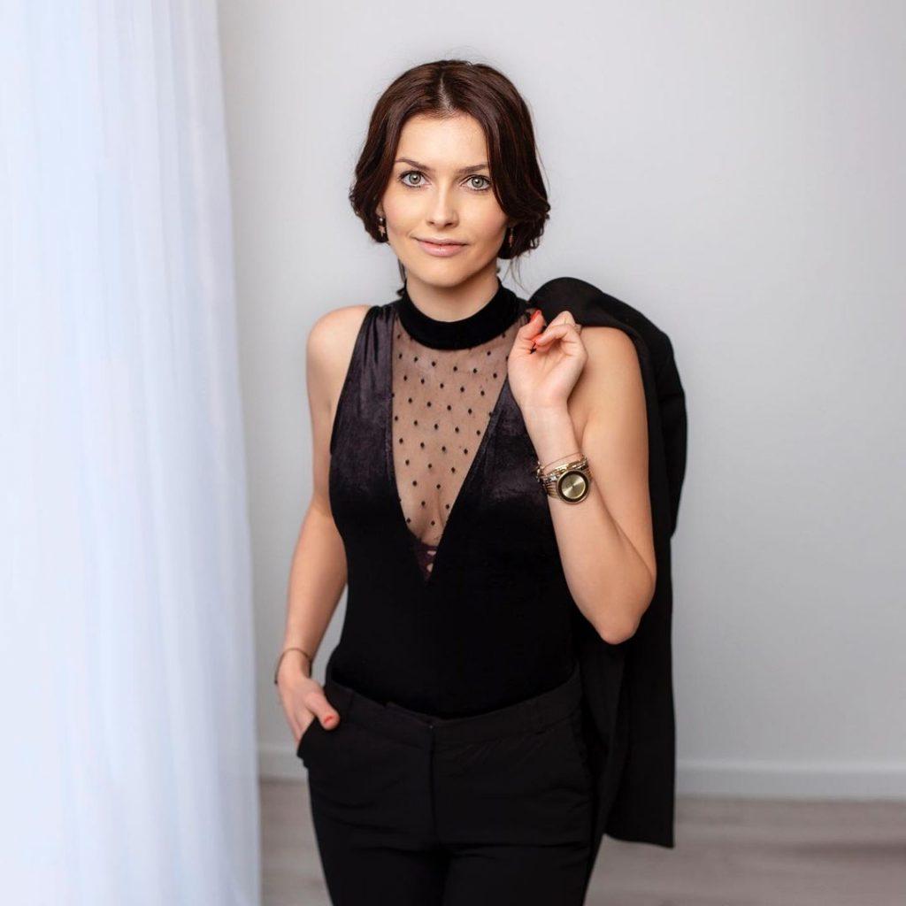 Anna Łuczyńska - ekspertka od stylizacji paznokci