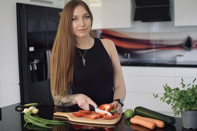 Monika Grzelak - szkoleniowiec z zakresu dietetyki