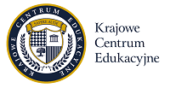 krajowe centrum edukacyjne logo baner