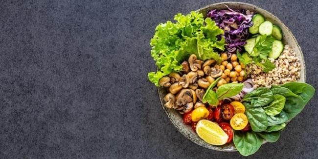 dieta wegańska jadłospis