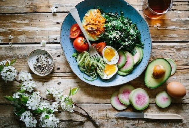 dieta wegeteriańska